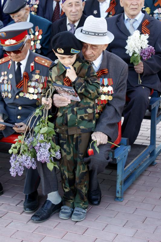 Парад Победы в Уральске (ФОТОРЕПОРТАЖ) MG2