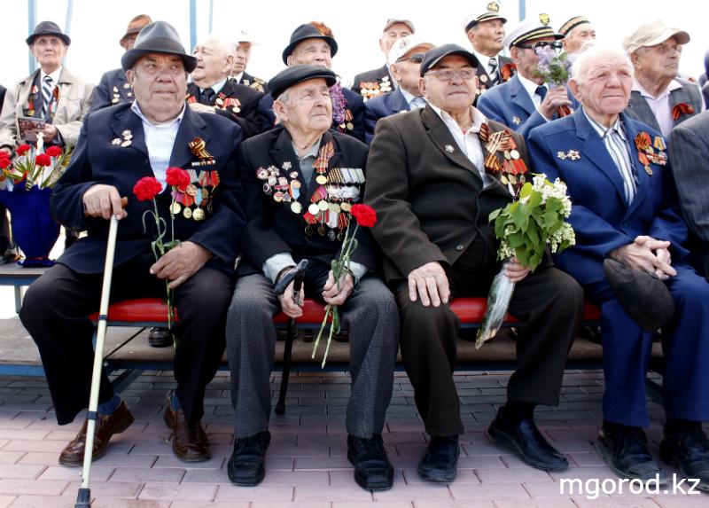 Парад Победы в Уральске (ФОТОРЕПОРТАЖ) MG3