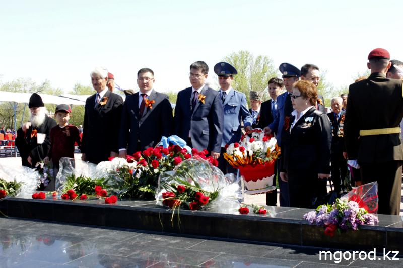 Парад Победы в Уральске (ФОТОРЕПОРТАЖ) MG9
