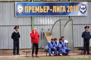 """Болельщики ФК """"Актобе"""" не могут попасть на стадион aktobe_football"""