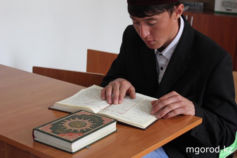 Новости Актобе - В актюбинское медресе можно поступить без ЕНТ   islam10_www.mgorod.kz