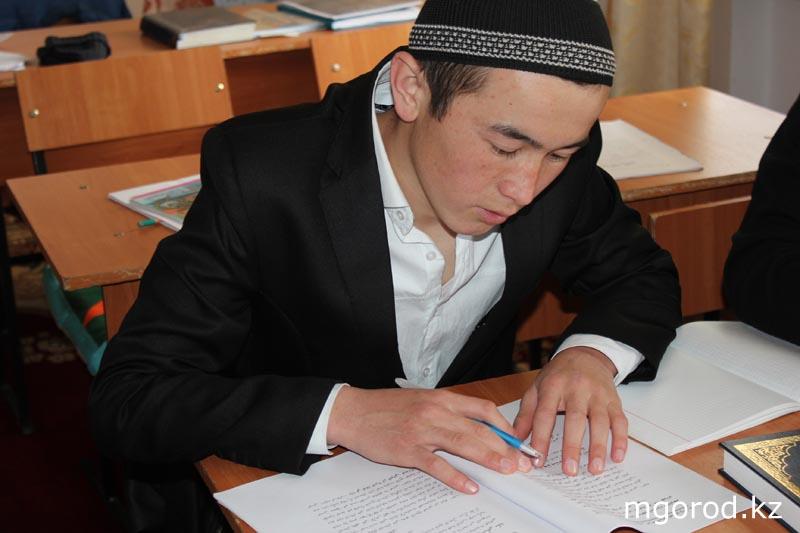 В актюбинское медресе можно поступить без ЕНТ   islam8_www.mgorod.kz
