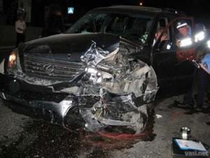 В ЗКО выпускники школы попали в страшную аварию leksus_www.new-sebastopol.com