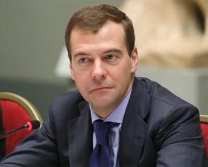 Новости - Медведев: Димоном меня и в детстве называли medvedev_www.autonews.ru