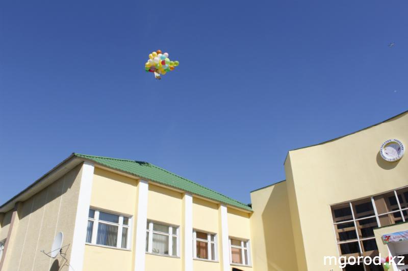 Новости Уральск - В ЗКО прозвучал последний звонок mgorod.kz 13