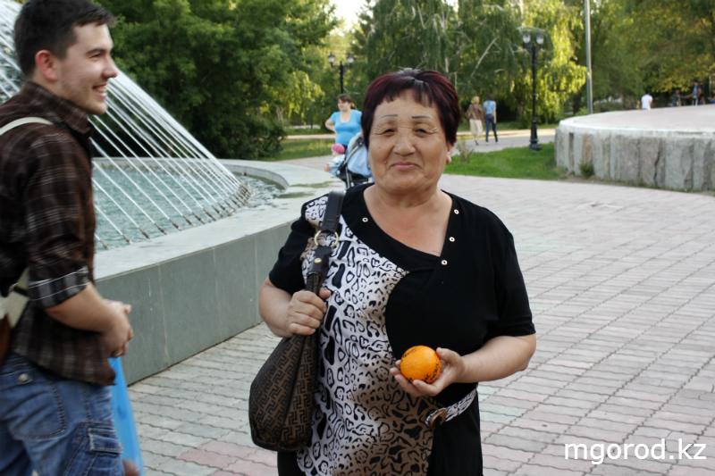 В Уральске дарили людям хорошее настроение mgorod.kz 19