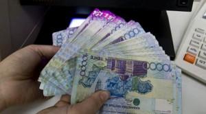 Уральск. Полицейских осудили за взятку money_www.aktau-site.ru