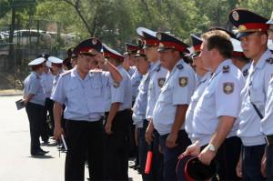 Новости - В Казахстане до конца года будет реформирована дорожная полиция police_www.life24.kz