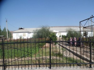 Новости Атырау - В Атырау горела школа school_www.kloop.kg