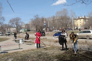 Новости Актобе - В Актобе благоустроят улицы, названные в честь Героев Советского Союза street_www.dv-reclama.ru