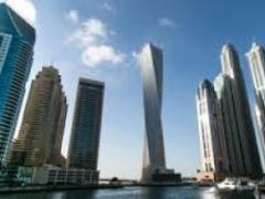 Новости - Здание спиральной формы открылось в Дубае 12