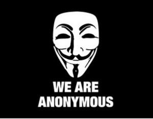 Хакеры Anonymous заблокировали сайт президента Турции 13