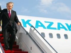 Новости - Назарбаев прибыл с официальным визитом в Узбекистан 1