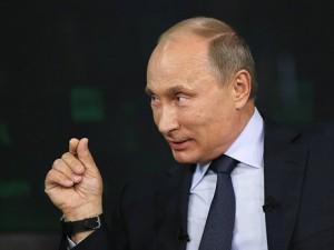 Новости - Путин готов изготовить для Крафта хорошее кольцо на замену Фото: Reuters