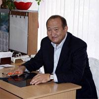 Сын Абиша Кекилбаева и известный врач погибли в ДТП фото с сайта www.petrenko.kz на фото профессор Нурлан Кайшибаев
