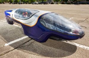 Новости - В США студенты сконструировали сверхэкономичный автомобиль фото с сайта gazeta.kz