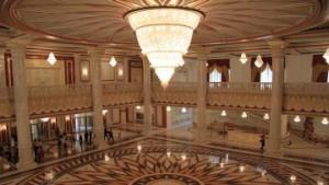 Президент Казахстана открыл театр «Астана Опера» Фото с сайта newskaz.ru