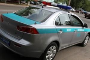 Дорожную полицию и ППС объединят до ноября Фото с сайта gazeta.kz