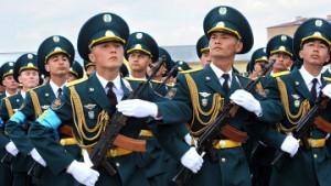 Минобороны Казахстана обещает обеспечить жильем 17 тыс военнослужащих в 2013-14гг фото с сайта newskaz.ru