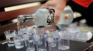 Казахстан попал в десятку мировых лидеров по потреблению водки Фото ©AFP