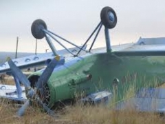 По факту крушения АН-2 в Кызылординской области возбуждено уголовное дело фото с сайта nr2.ru