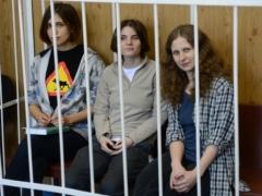 Немецкий канал заплатил актрисе за поддержку Pussy Riot фото с сайта mapmusic.ru