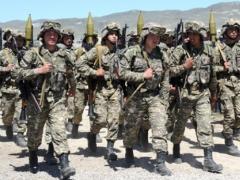 Вооруженные силы Казахстана приведены в боевую готовность 3