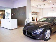 В Алматы состоялось открытие автосалона итальянской марки Maserati 5