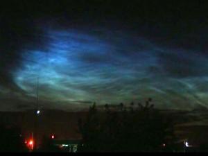 Жители Челябинска приняли необычные облака за техногенную катастрофу  5