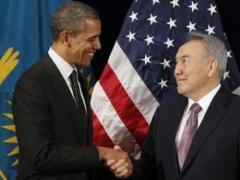 Назарбаеву пришло письмо от президента США Барака Обамы фото с сайта dailynews.kz