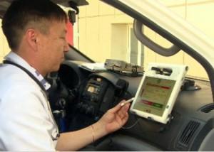 Столичных врачей скорой помощи обязали использовать планшетные компьютеры Фото с сайта 24.kz
