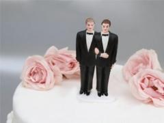 Во Франции гей-пара собирается засудить мэра фото с сайта svadebniy.net