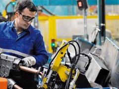 Объем промышленного производства в РК вырос незначительно 7