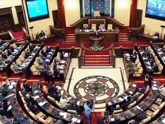 Новости - В следующую пятницу пройдет совместное заседание палат парламента Казахстана фото с сайта parlam.kz