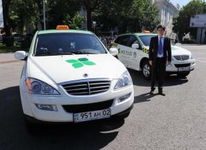 """Новости - В Алматы этой осенью появятся """"Эко такси"""" 8"""