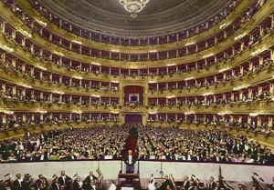 Новости - Итальянцы и австрийцы протестуют против нового директора «Ла Скала» 9