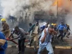 Новости - В Кении произошел взрыв во время церковной службы 9