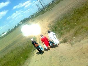 Новости Актобе - Актобе. Ярмарку на колесах устроили аккемерские апашки akkemer
