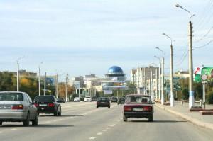 Новости Актобе - Центральный проспект Актобе дождался капитального ремонта Фото с сайта aktobe.su