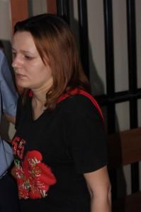 Новости Актобе - В Актобе возлюбленную лжетеррориста посадили на 3 года Валентина заявила в суде, что полицейские избивали ее. Фото автора.
