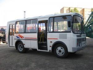 Актобе. Водитель вытолкнул из автобуса полицейского-пенсионера Фото с сайта bus-online.ru