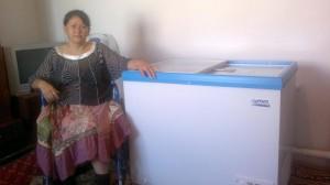 """В Актобе инвалида-колясочницу включили бизнес  Фото предоставлено фондома """"ДАМУ"""""""
