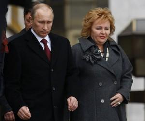 Новости - Путин и его жена объявили о разводе Фото с сайта delfi.lt