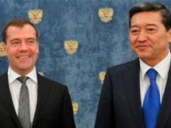 Новости - Ахметов пригласил Медведева с визитом в Астану i