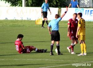 """Футболисты """"Акжайыка"""" переходят в другие команды mgorod.kz-103"""