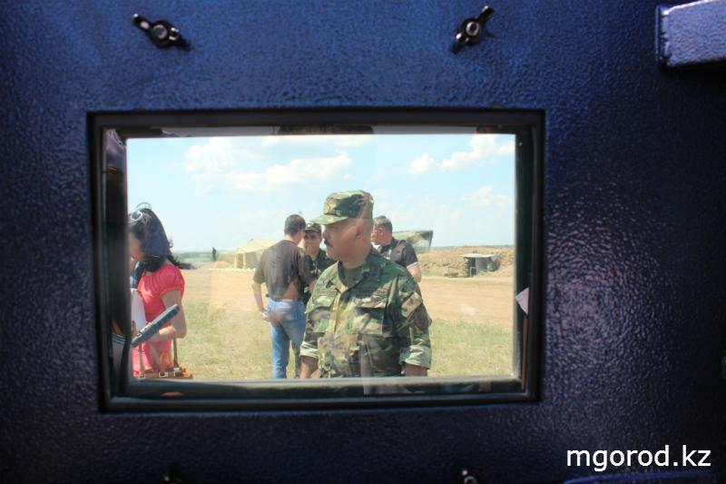 """""""Мой ГОРОД"""" побывал на военных учениях mgorod.kz 12"""