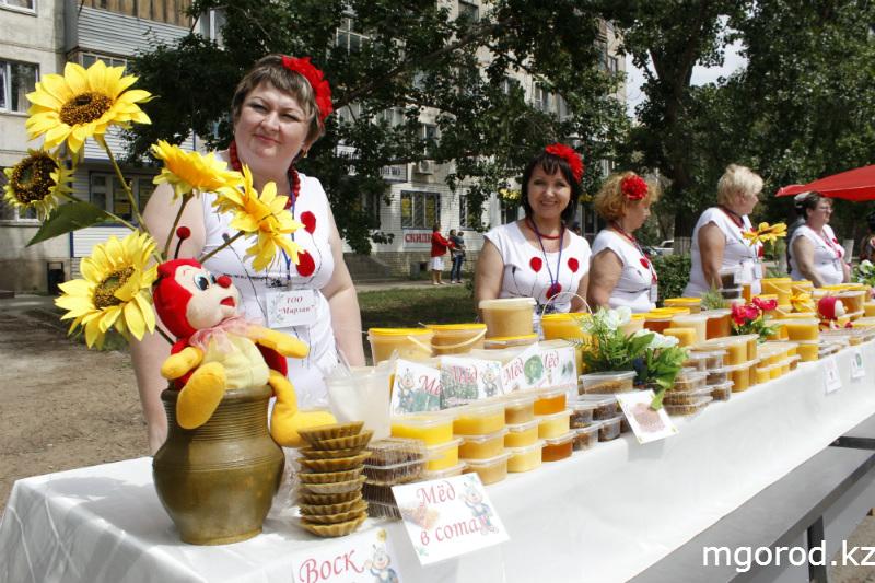 Новости Уральск - В Уральске отметили Сабантуй mgorod.kz 14