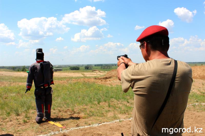 """""""Мой ГОРОД"""" побывал на военных учениях mgorod.kz 18"""
