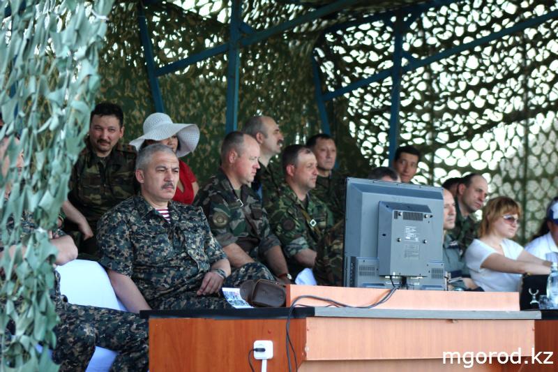 """""""Мой ГОРОД"""" побывал на военных учениях mgorod.kz 3"""