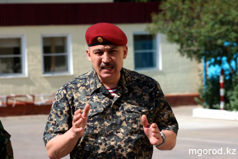 """""""Мой ГОРОД"""" побывал на военных учениях mgorod.kz 6"""